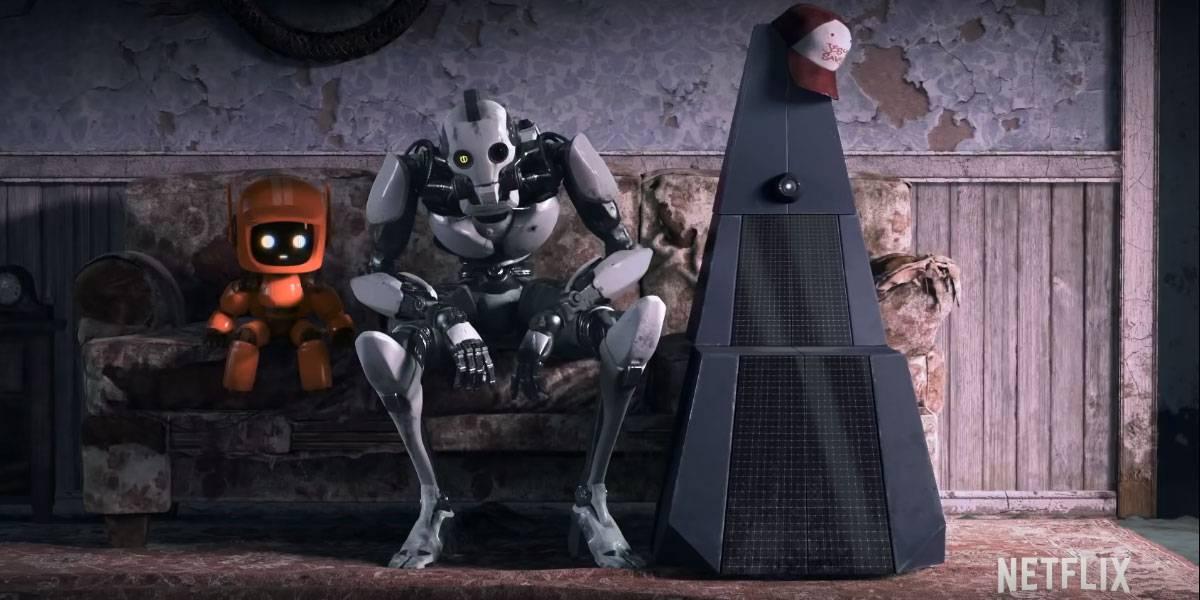 LOVE DEATH + ROBOTS de Netflix luce como la sucesora de The Animatrix