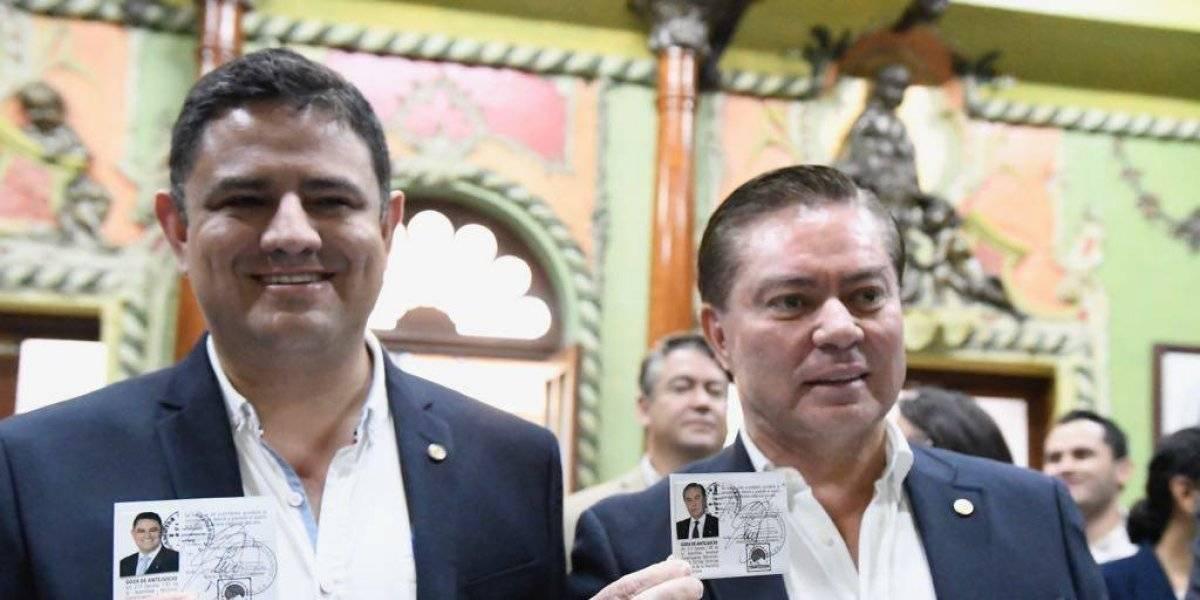 ¿Qué pasará con el binomio presidencial de UCN tras la captura de Mario Estrada?
