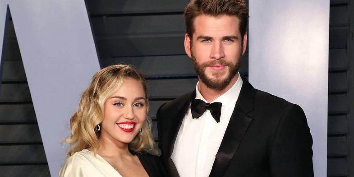 Fotos nunca antes vistas boda de Miley Cyrus y Liam Hemsworth