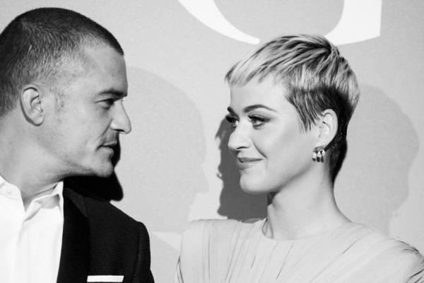 Orlando Bloom e Katy Perry