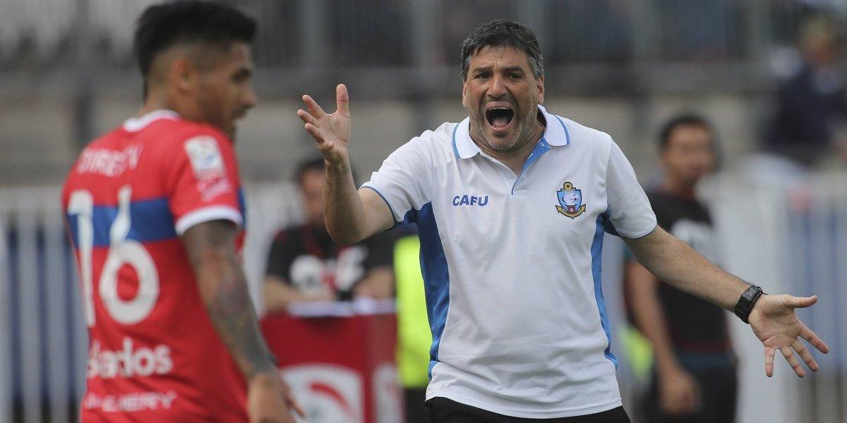 Todos los suspendidos de la primera fecha del Campeonato Nacional 2019