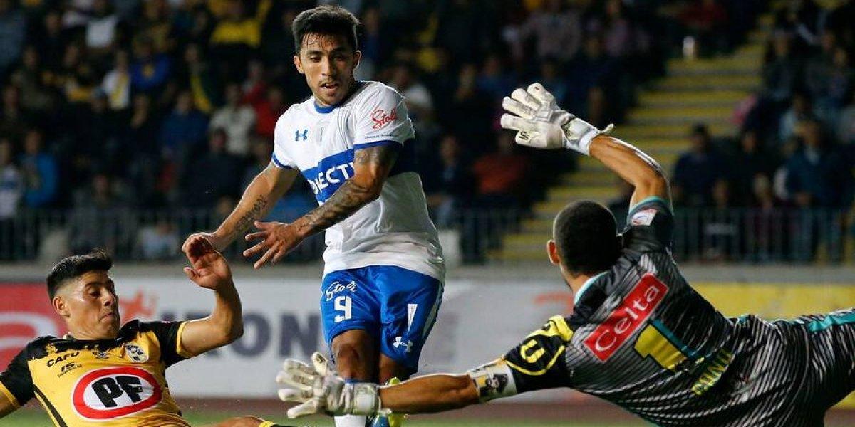 Edson Puch puso calidad y deslumbró en Coquimbo tras seis años fuera del fútbol chileno
