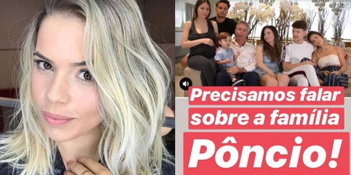 Os Pôncio processam psicóloga que 'analisou' família na web: 'hipócritas e machistas'