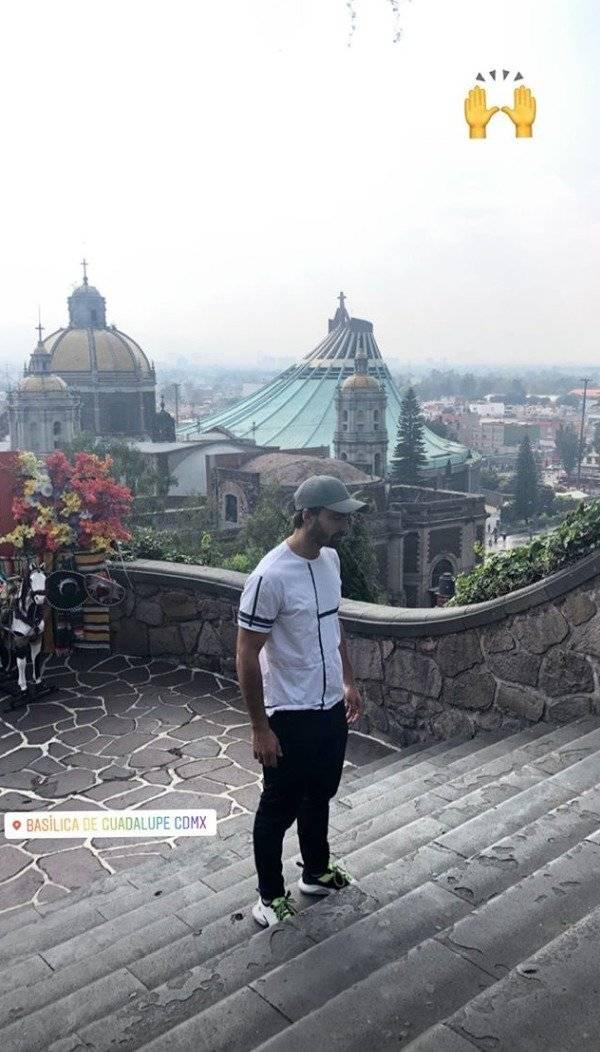 Instagram Santiago Ramundo
