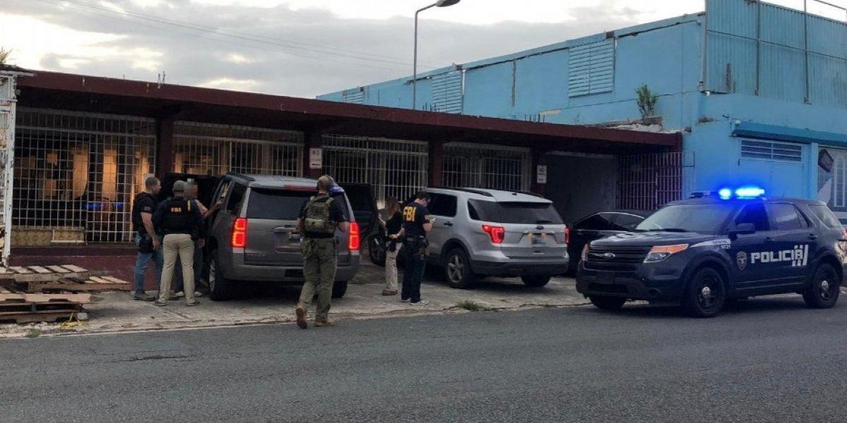 Federales allanan casa en Río Piedras por alegada esclavitud moderna