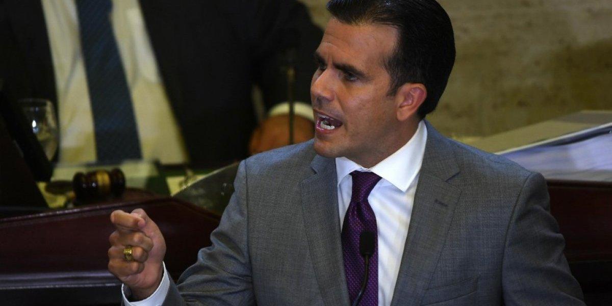 Rosselló pide al Senado federal apruebe proyecto H.R. 268