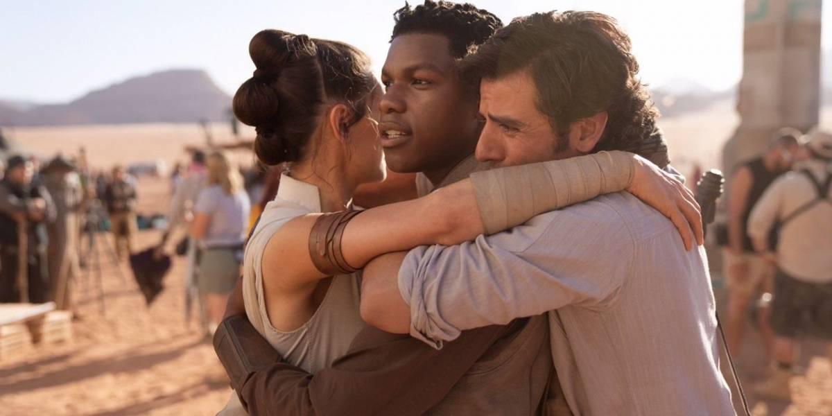 Star Wars: JJ Abrams comparte una emotiva imagen para celebrar el fin del rodaje del Episodio IX