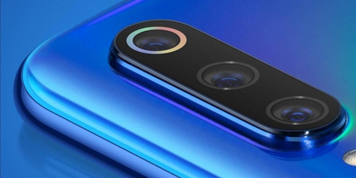 Xiaomi reveló las primeras imágenes oficiales del nuevo Mi 9