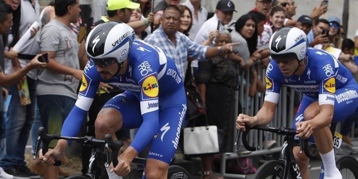 En vivo la etapa 1 del Tour Colombia 2020: los equipos se disputan la primera punta