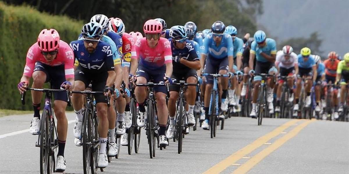 Etapa 5 del Tour Colombia 2.1: La montaña llega en La Unión