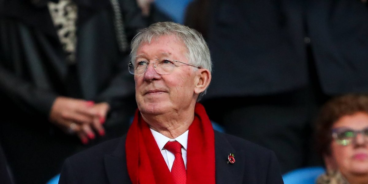 El legendario Alex Ferguson regresa al banquillo del Manchester United