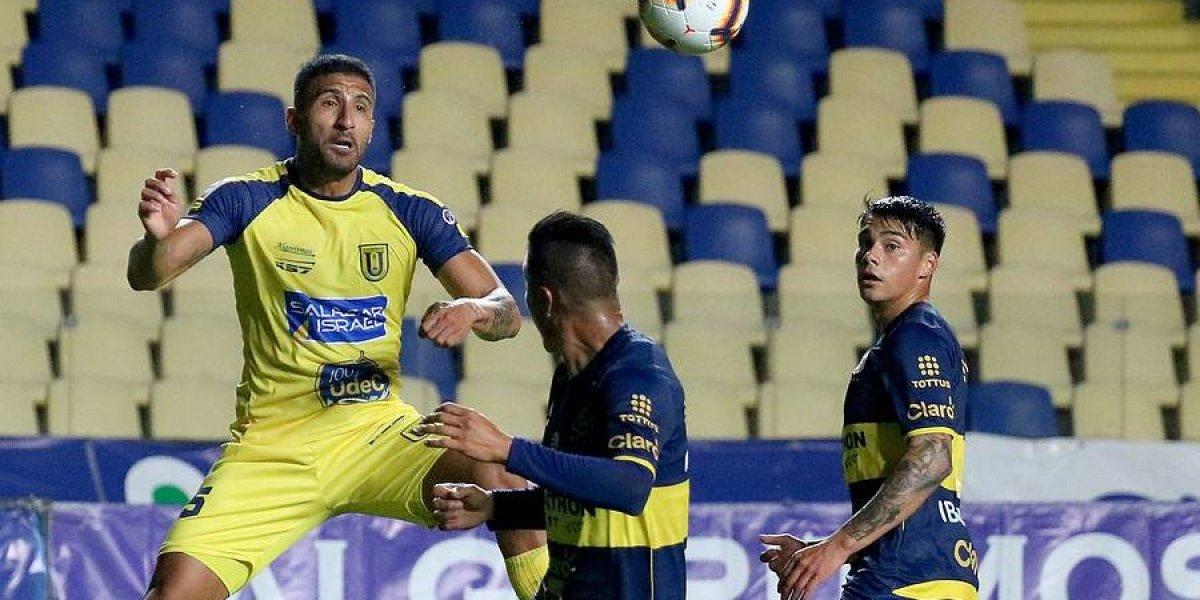 Así vivimos el intenso empate entre la Universidad de Concepción y Everton en el sur