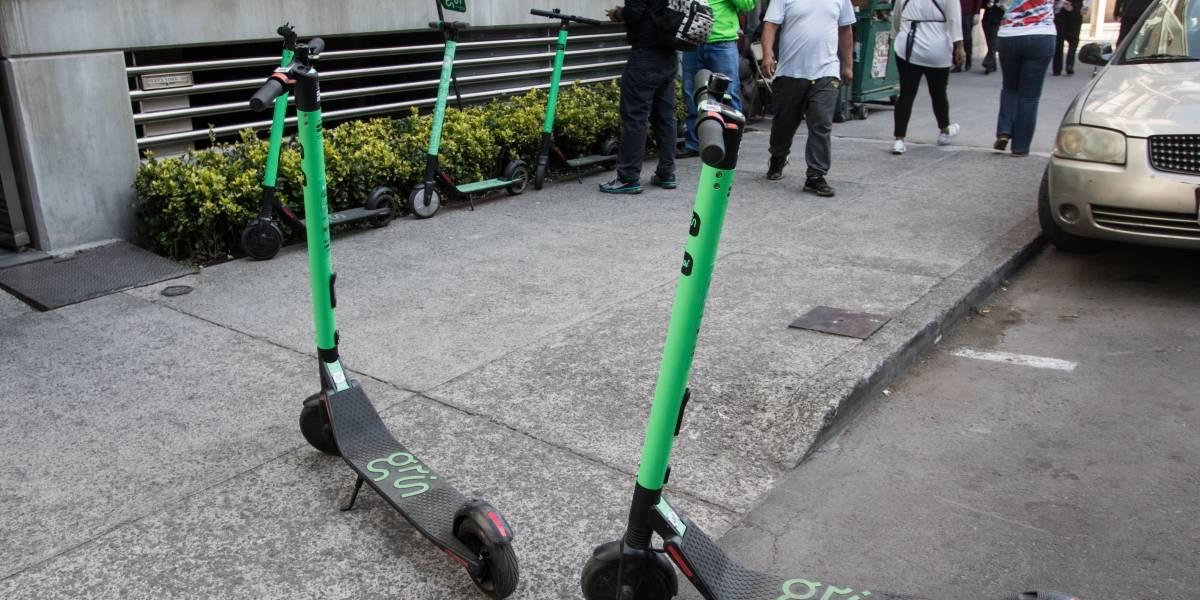 Remitirán al corralón a bicicletas y scooters que estorben en la calle
