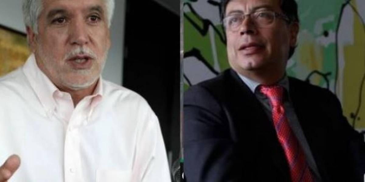 ¿Se amistaron? Petro y Peñalosa se lanzaron tuits de halagos que sorprendieron