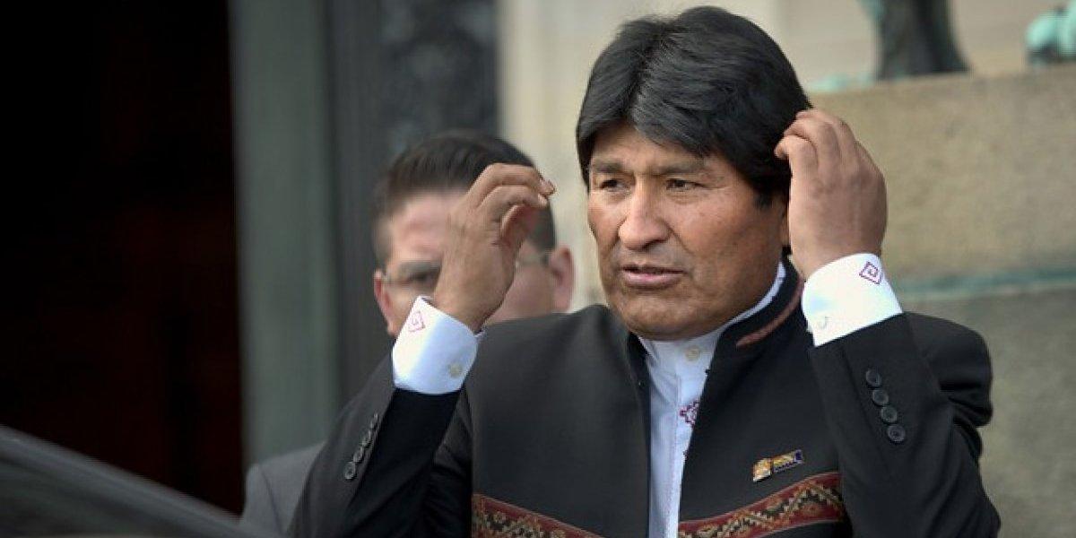 Evo Morales nuevamente contra Chile: insiste en que aguas del río Silala fluyen de manera artificial
