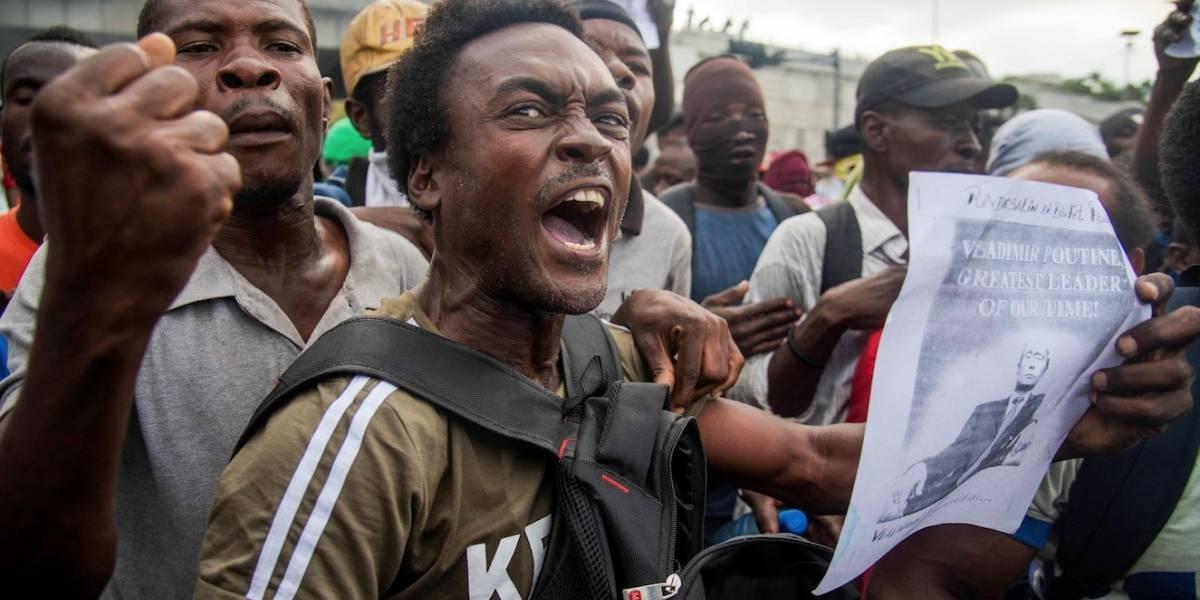 Relativa calma en Haití mientras la oposición se resiste a dialogar
