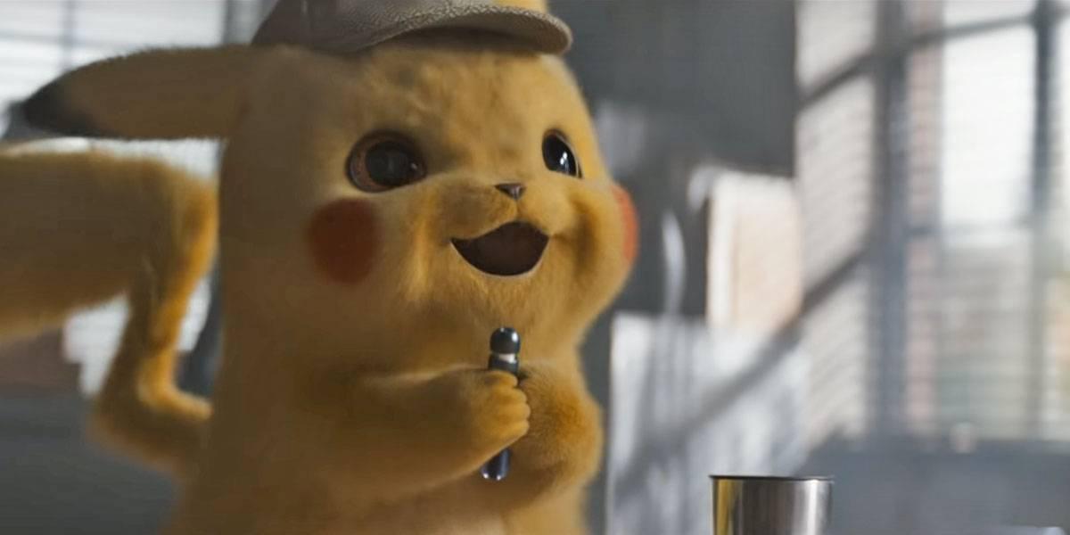 Detective Pikachu estrena avance con un montón de Pokémones en CGI