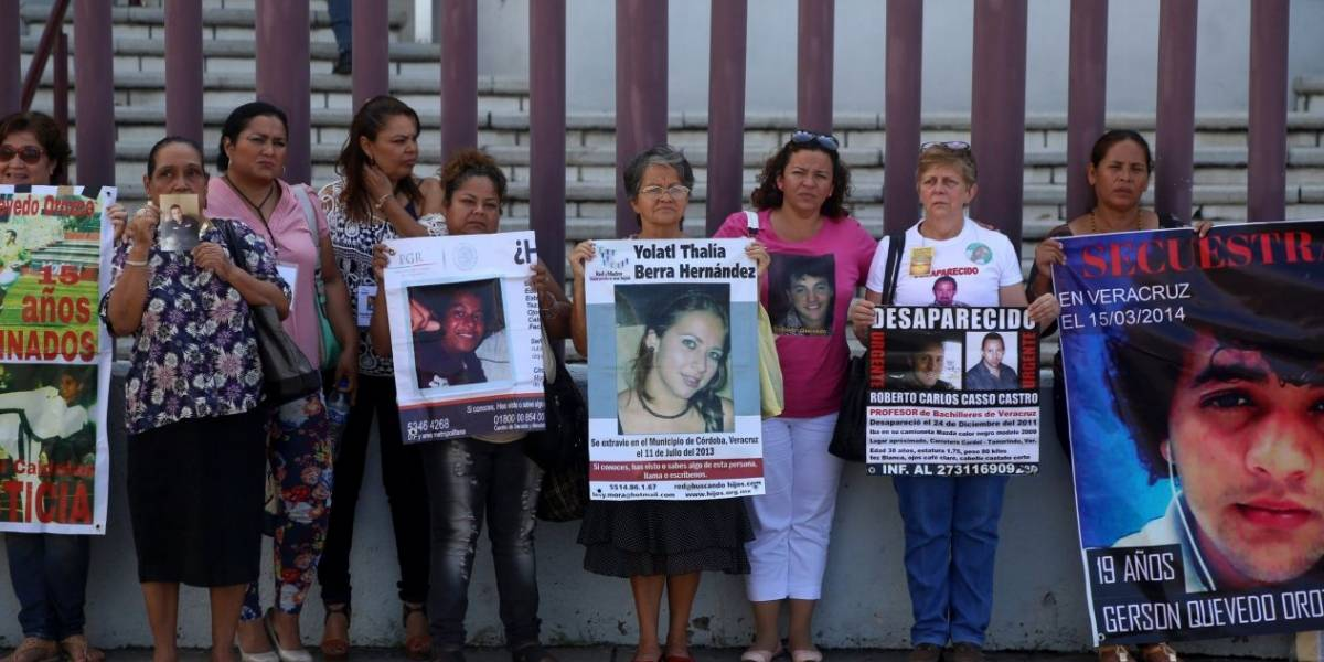 Extinto, el Registro Nacional de Desaparecidos