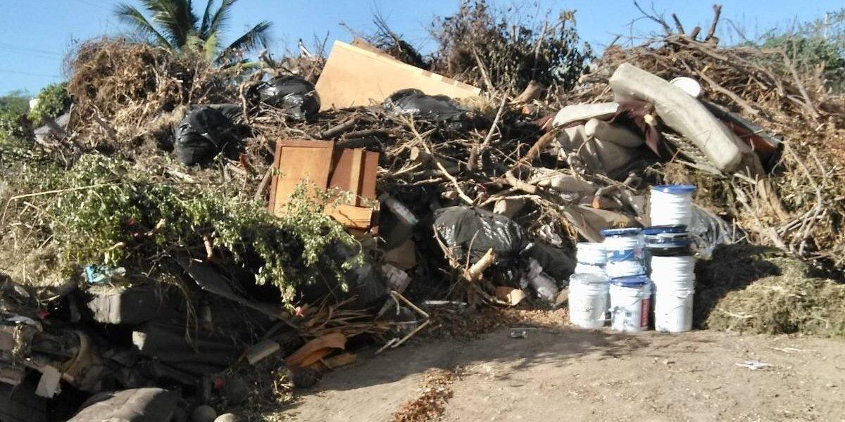 Alegan que Municipio de Guánica mantiene vertedero clandestino