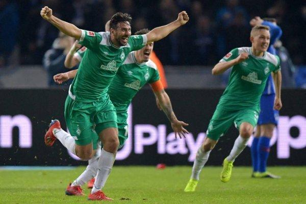 Claudio Pizarro, leyenda viva en la Bundesliga de Alemania / Foto: Getty Images