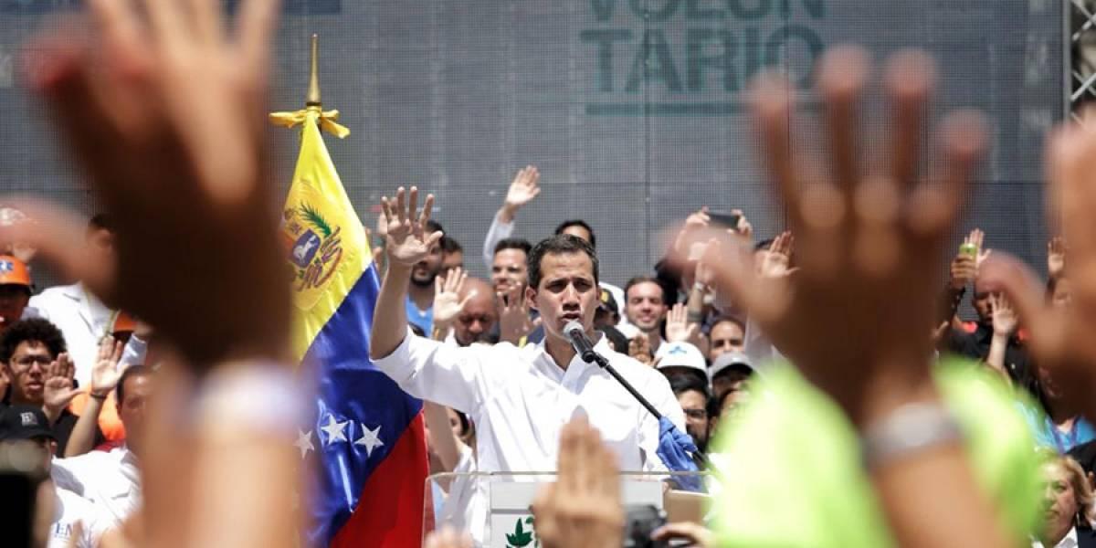 Guaidó convoca movilización en toda Venezuela por ayuda humanitaria