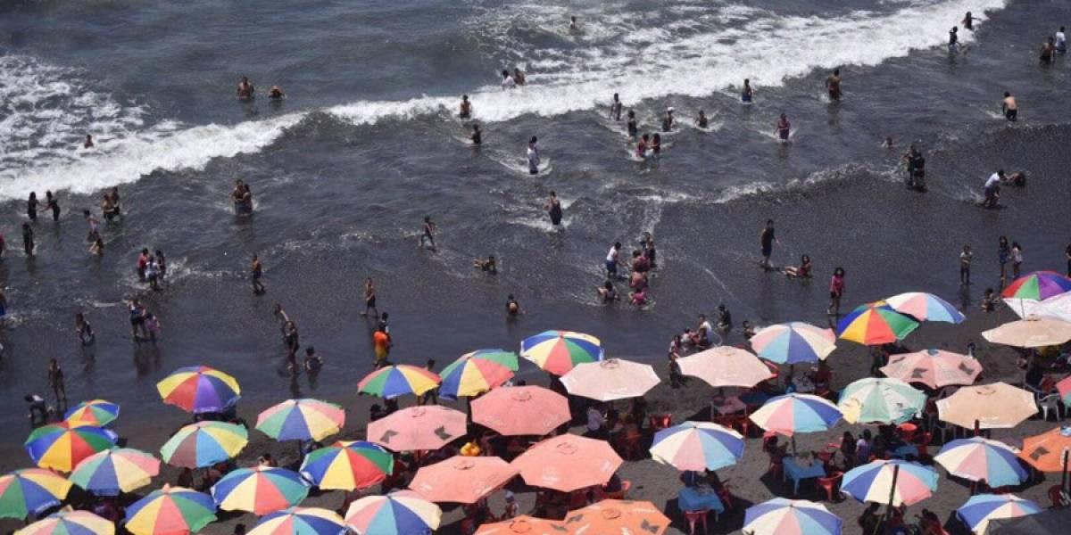 Horarios para bañarse en la playa sin correr riesgos en esta Semana Santa