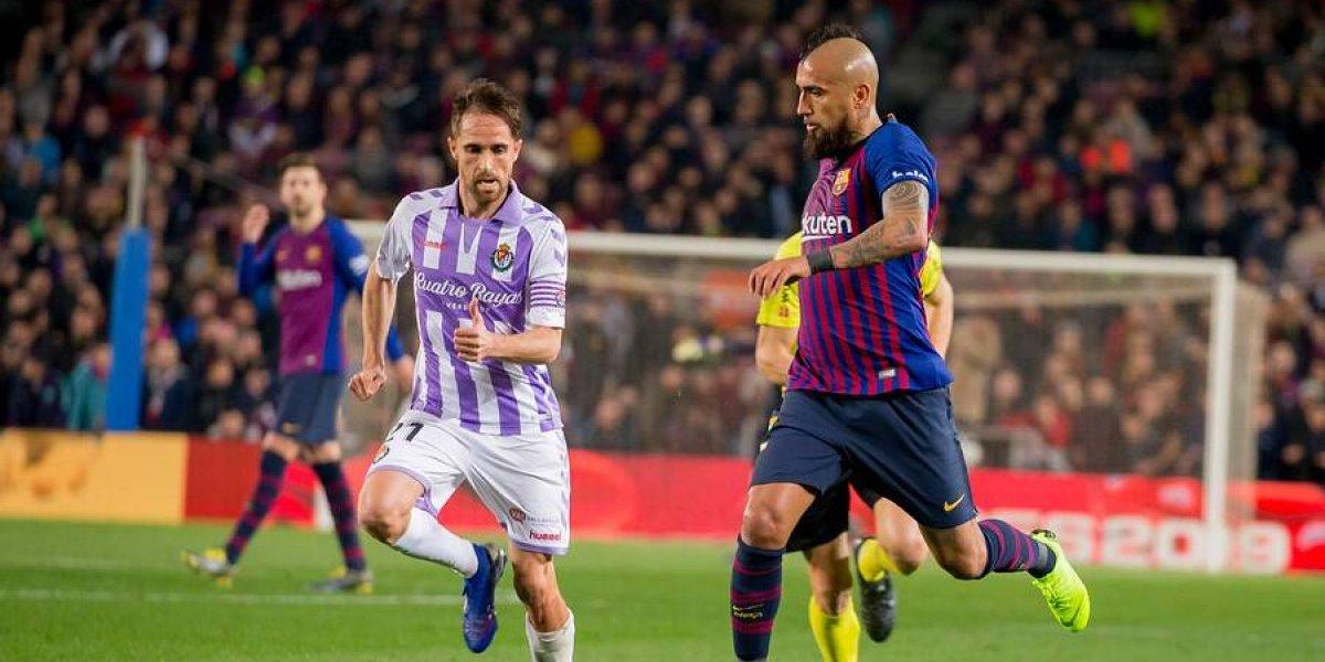 """""""No se sabe donde juega y con el balón es tremendamente impreciso"""": La prensa catalana no tiene piedad con Vidal"""