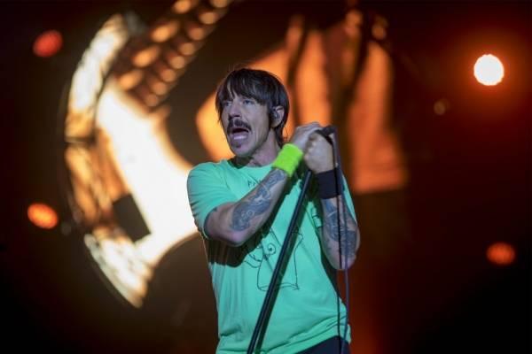 Red Hot Chili Peppers vuelve a Latinoamérica este 2019