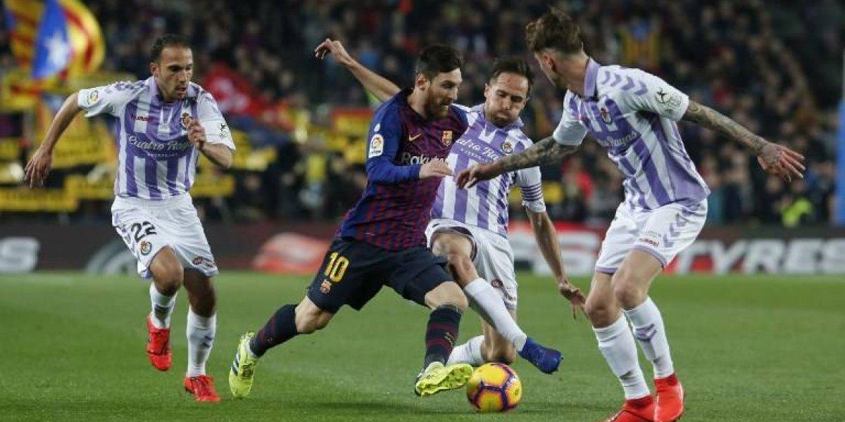 Barcelona buscará coronarse en La Liga antes de jugar ante el Liverpool
