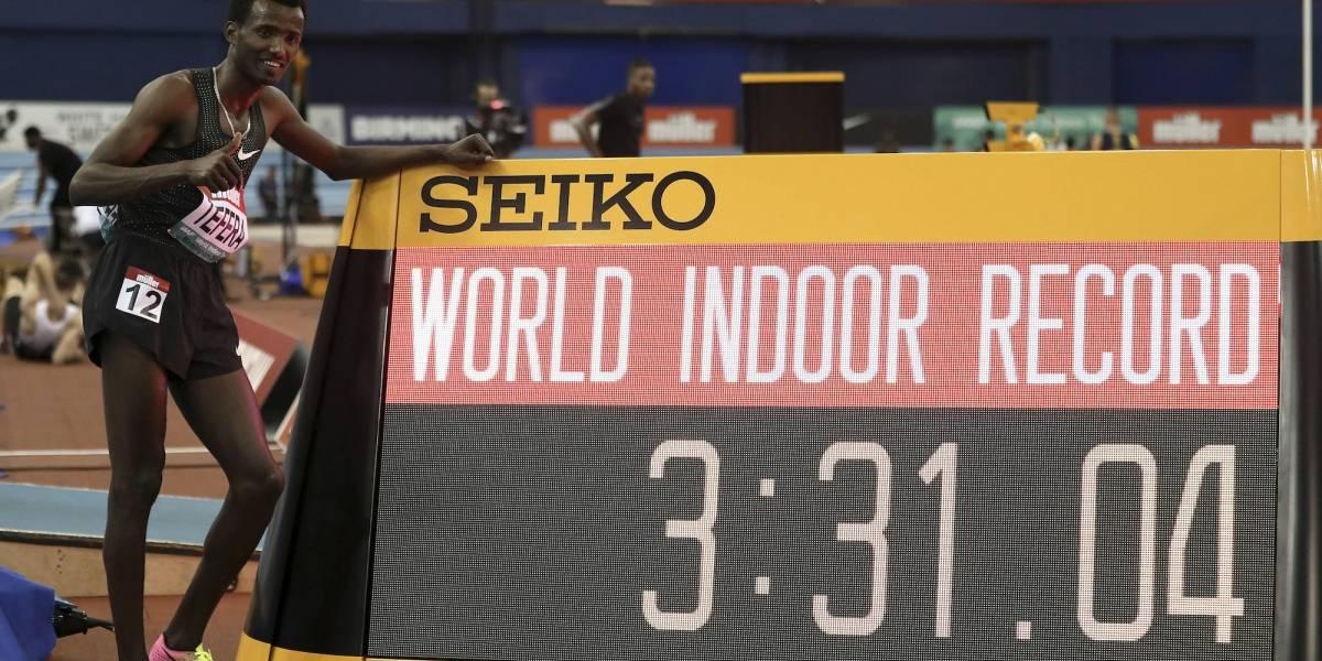 VIDEO: Se rompe marca mundial tras 22 años en 1500 metros