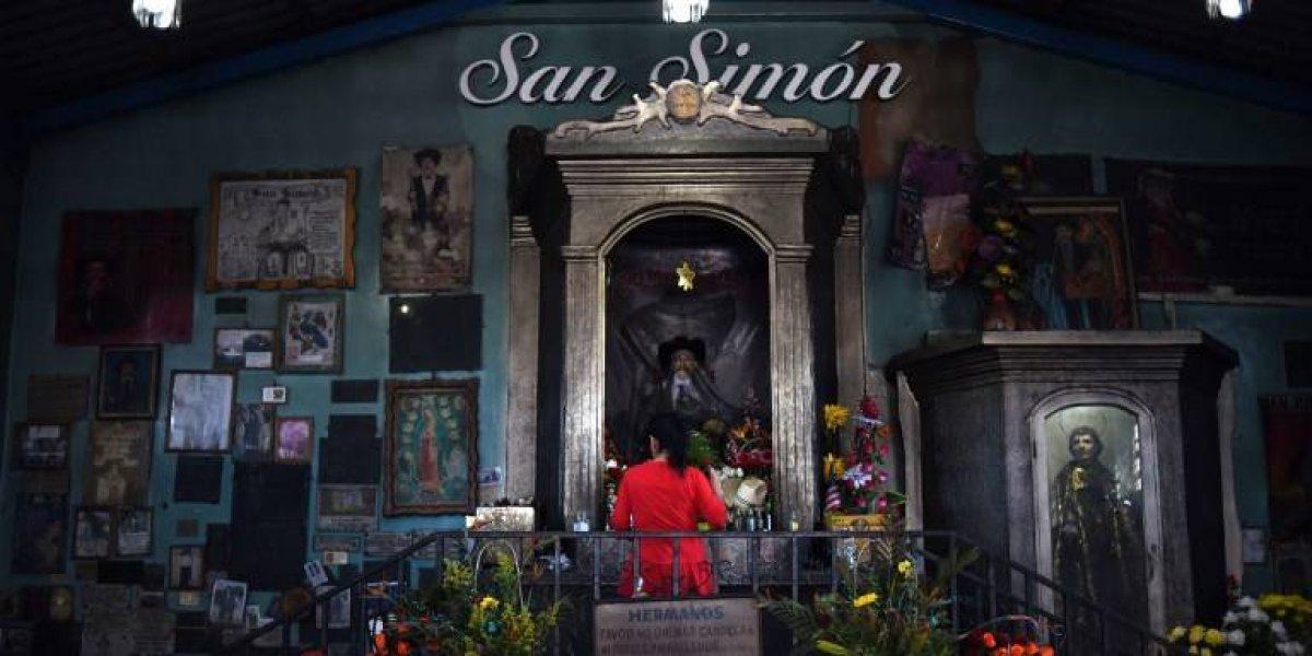 EN IMÁGENES. San Simón, el santo popular guatemalteco venerado por los migrantes