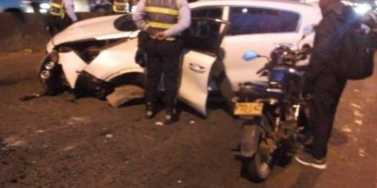 Exfutbolista de la Selección Colombia se accidentó por conducir borracho