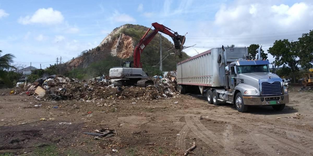 Alcaldes presentan en la Cámara opciones al alto costo manejo de desperdicios sólidos
