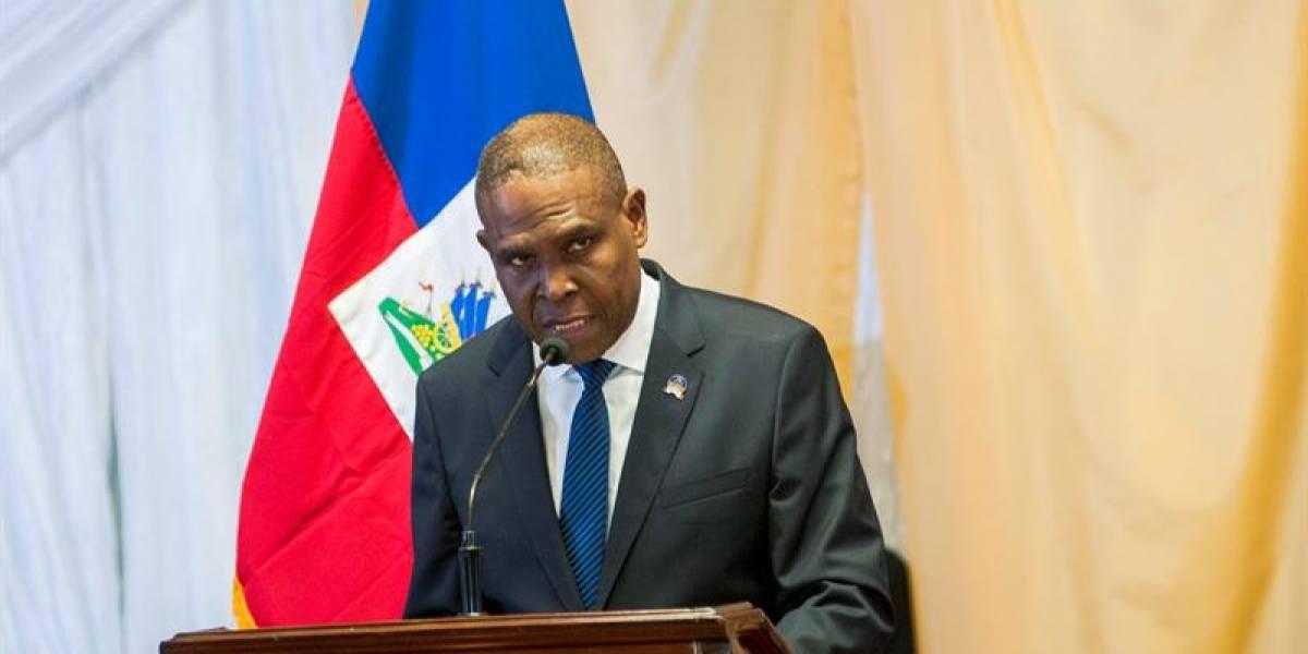 El primer ministro haitiano anuncia medidas para tratar de bajar la tensión