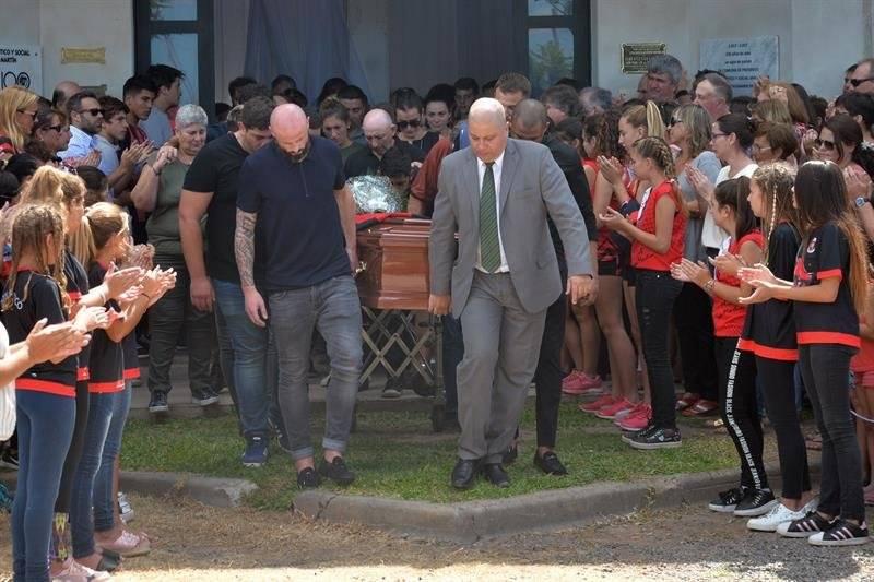 Funeral Emiliano Sala