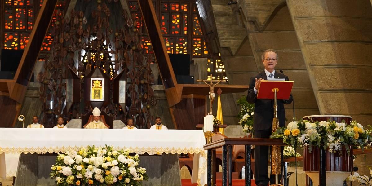 Banco Popular conmemora su 55 aniversario con misas a nivel nacional