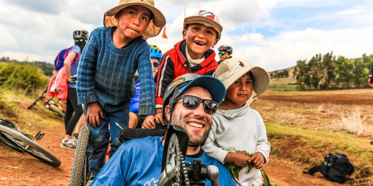 Wheel The World: la empresa de turismo inclusivo que habilitó Machu Picchu para personas con discapacidad