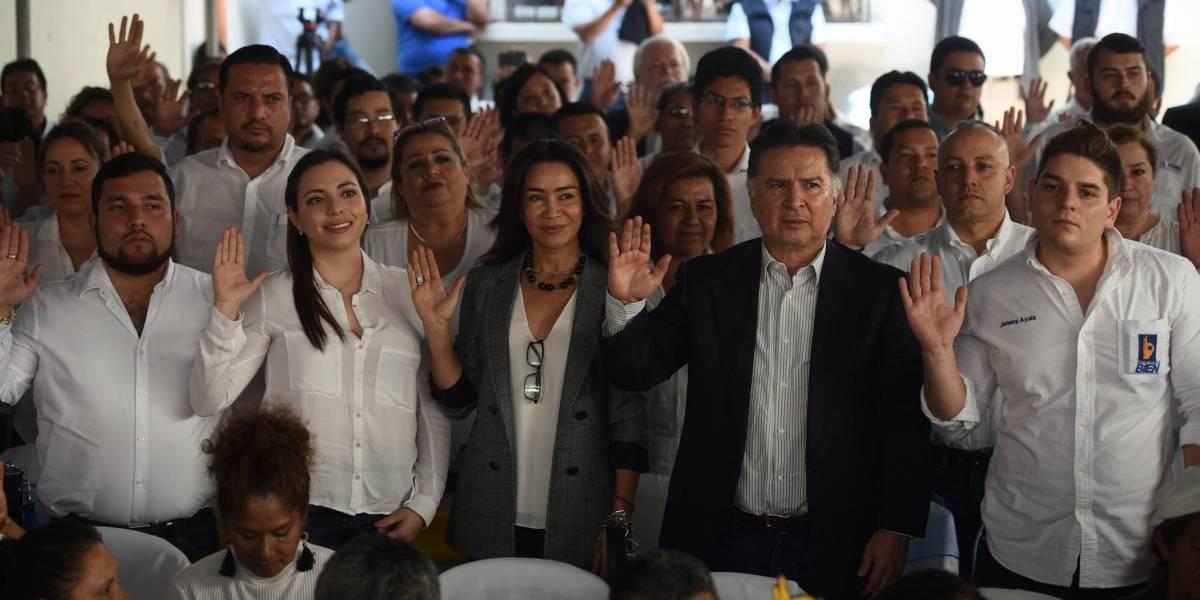 Partido Bien insiste en que expresidente Alfonso Portillo sea inscrito como diputado
