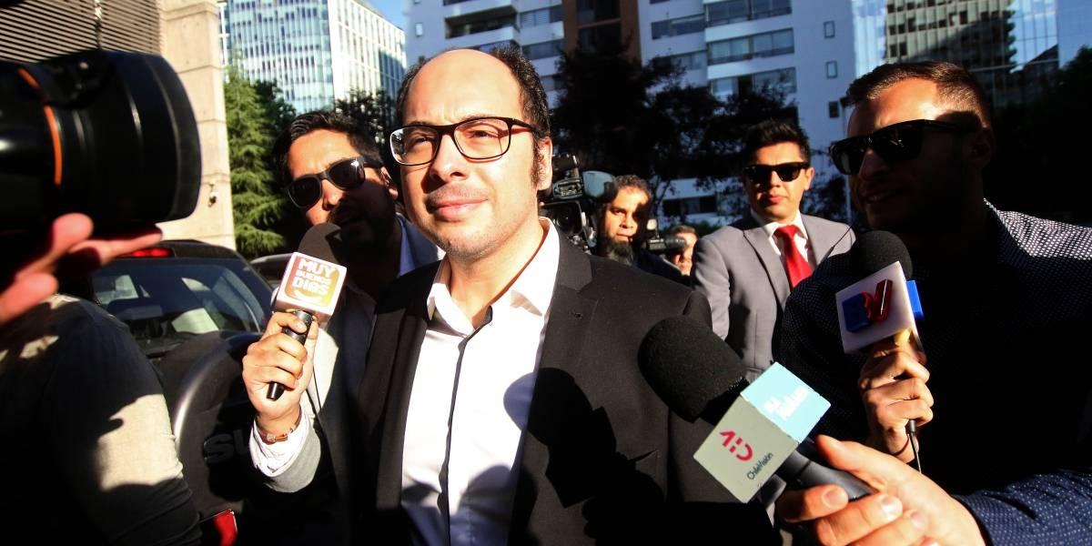 """Nicolás López reitera su inocencia y asegura que tiene mensajes que """"desmienten cada caso de supuesto abuso"""""""