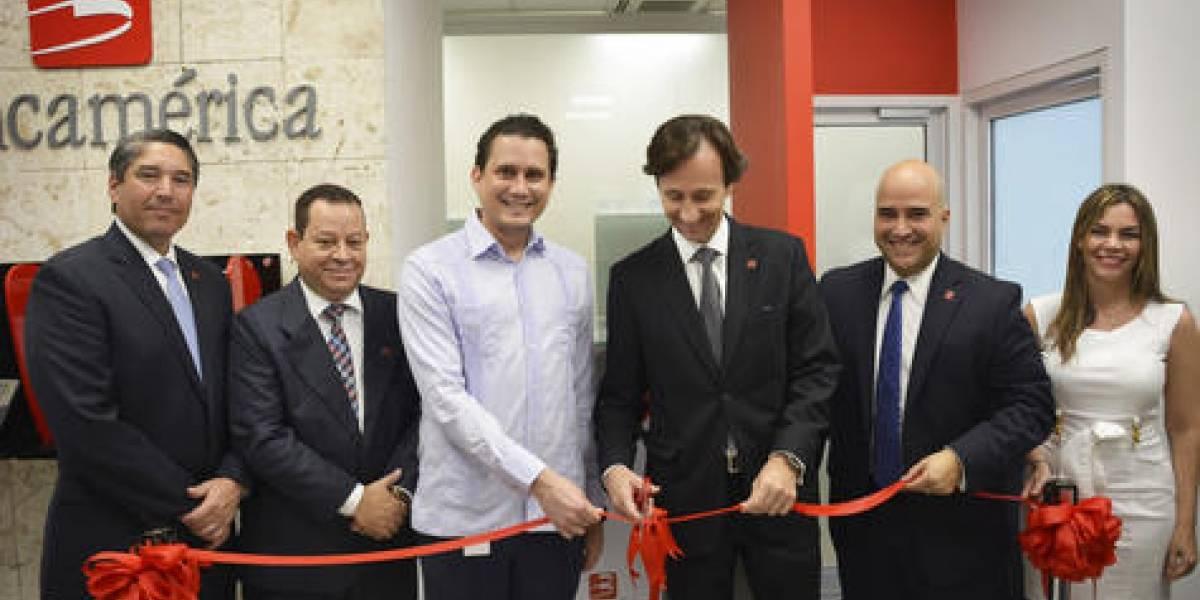 #TeVimosEn: Bancamérica abre nueva sucursal en Punta Cana