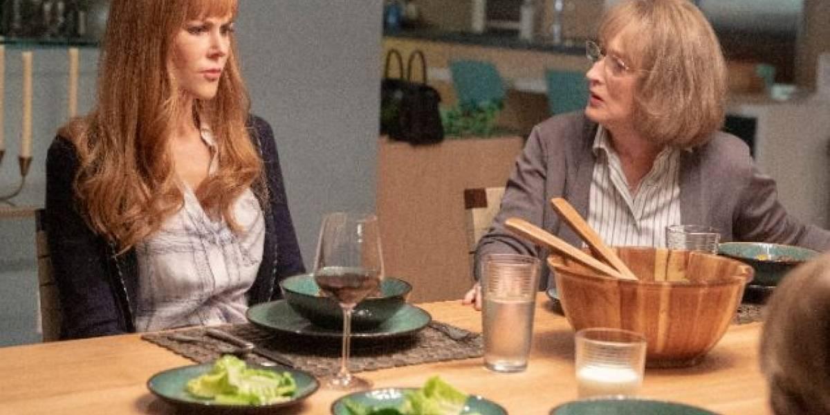 Meryl Streep, la gran novedad de la segunda temporada de 'Big Little Lies'