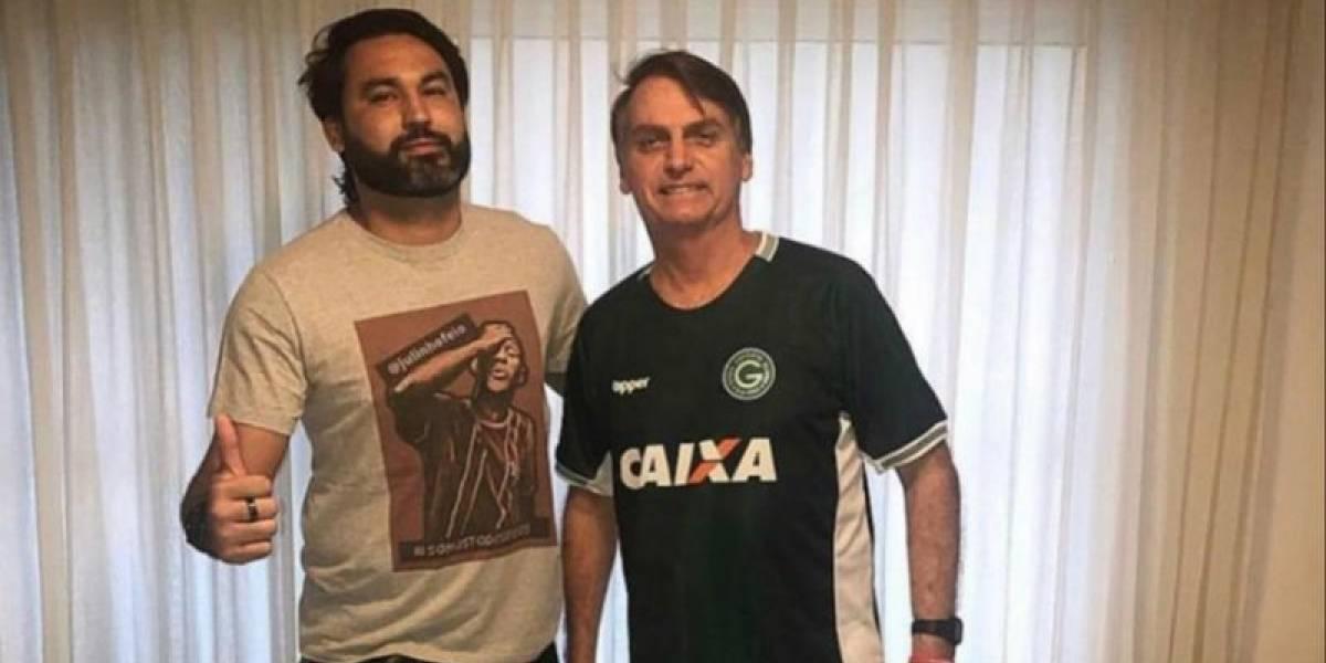 Sem cargo na Presidência, Léo Índio, sobrinho de Bolsonaro, foi 58 vezes ao Planalto