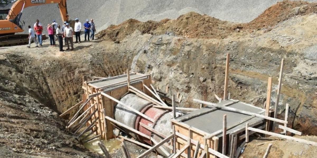 La Caasd restablece el servicio de agua en el Distrito Nacional