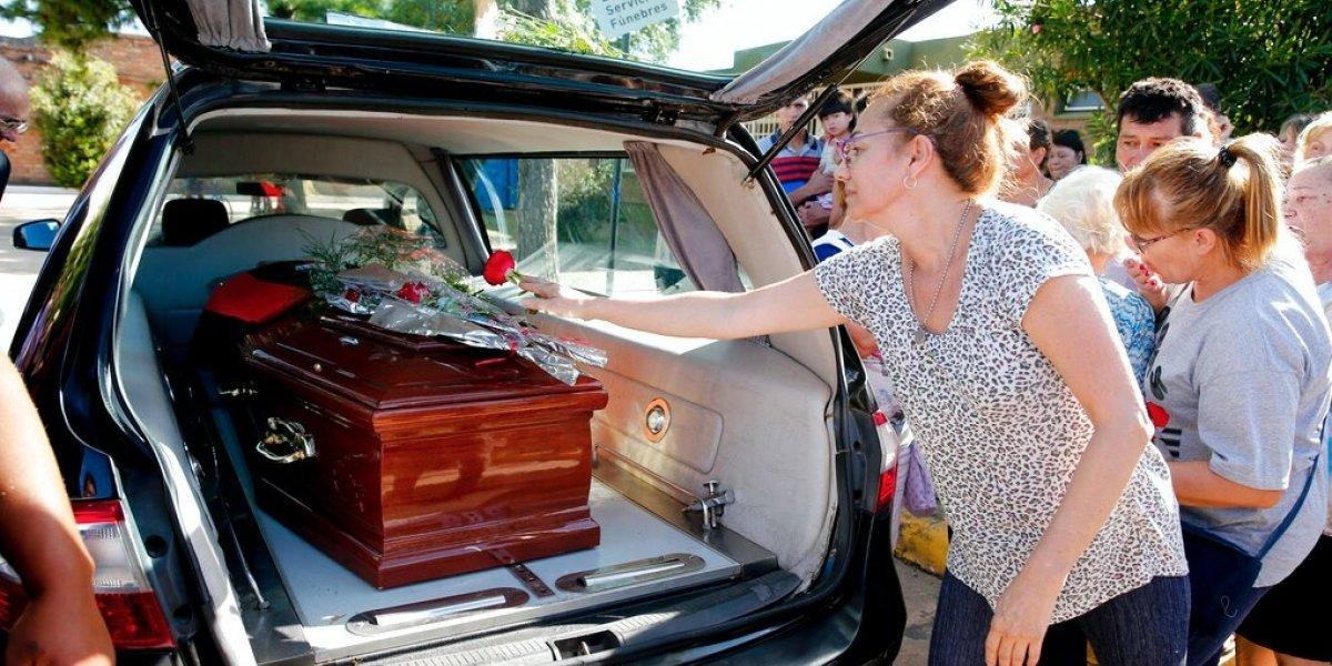 Así fue el emotivo homenaje y último adiós a Emiliano Sala