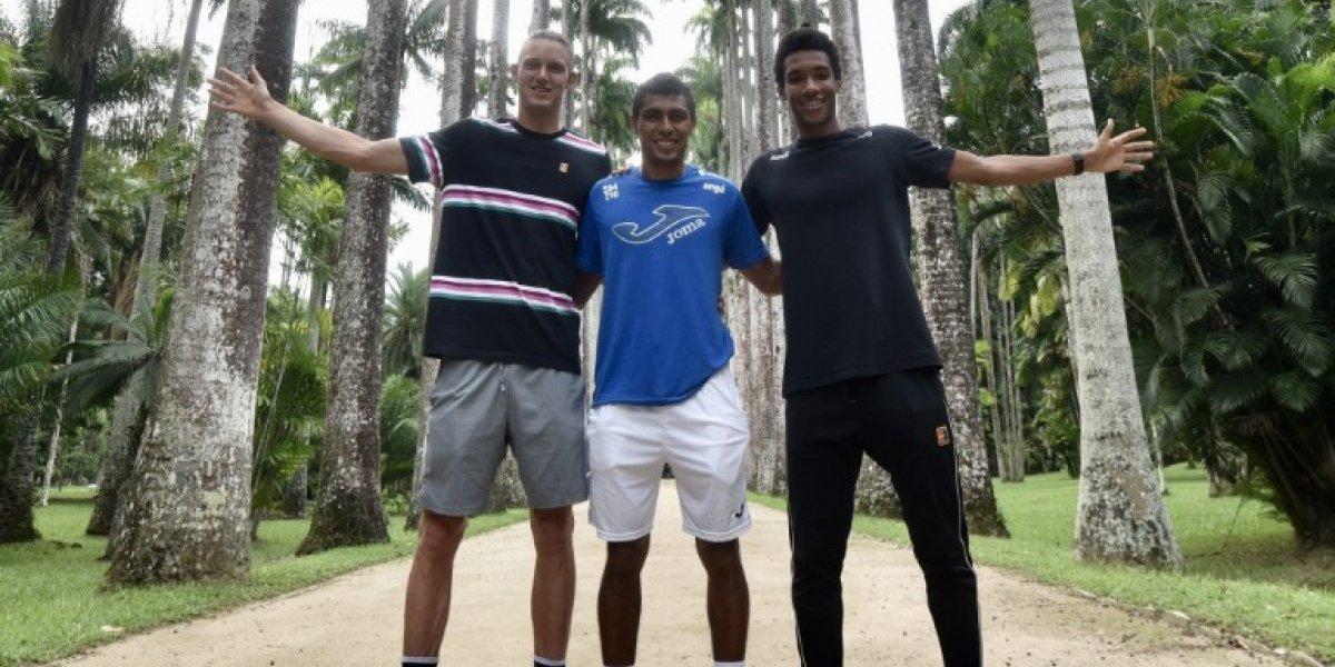 Chance para Jarry y Garín en Río