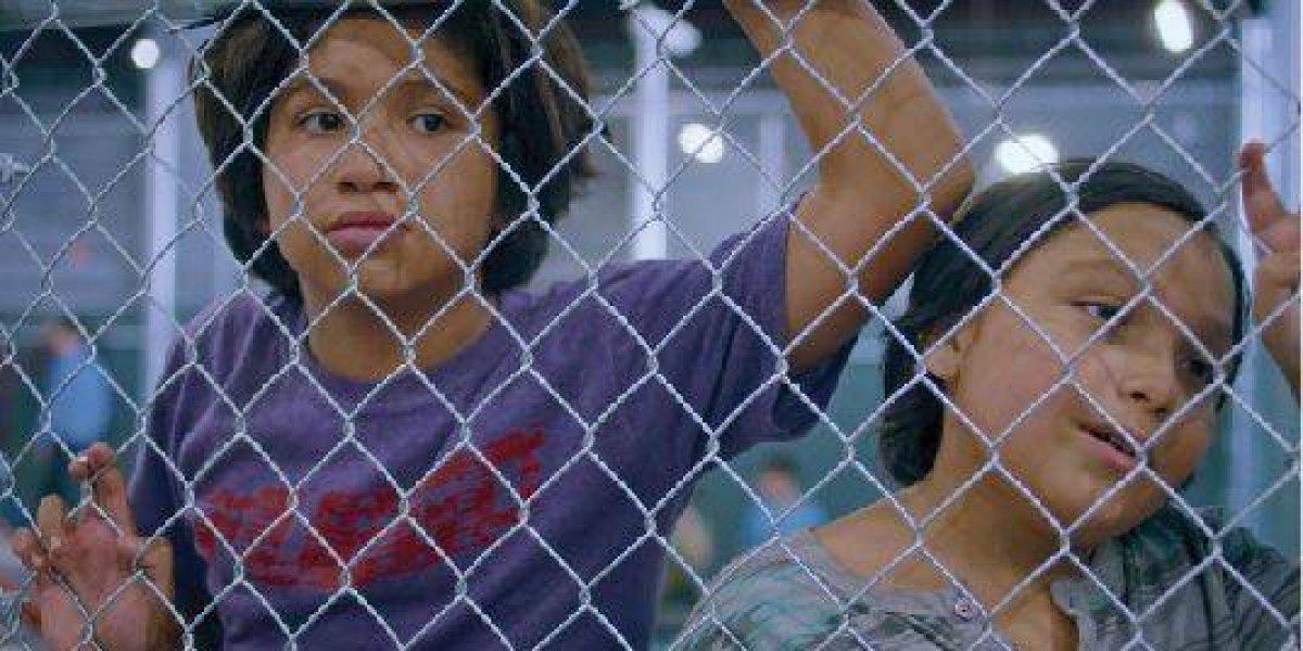 """Anthony González: """"Los niños sufren mucho en los centros de inmigrantes"""""""