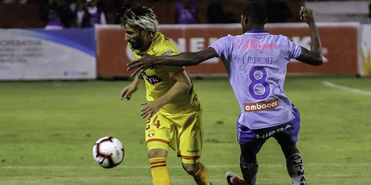 Liga pro Ecuador: Ambateños y Toreros igual sin goles en el Bellavista