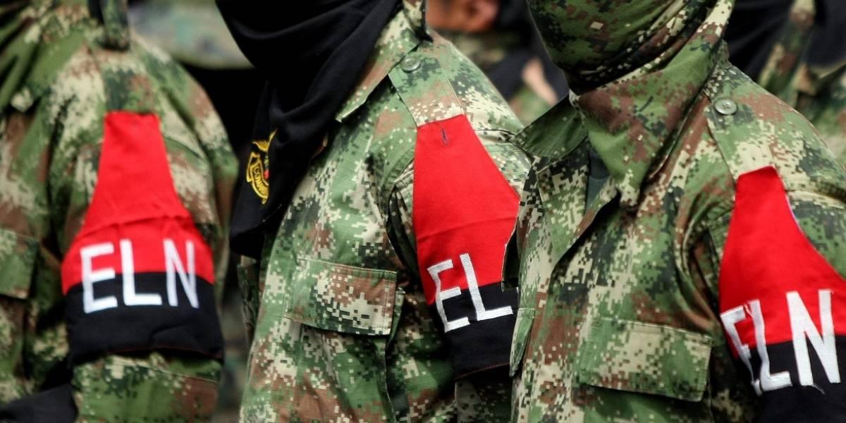 Varios guerrilleros del ELN mueren en una operación militar