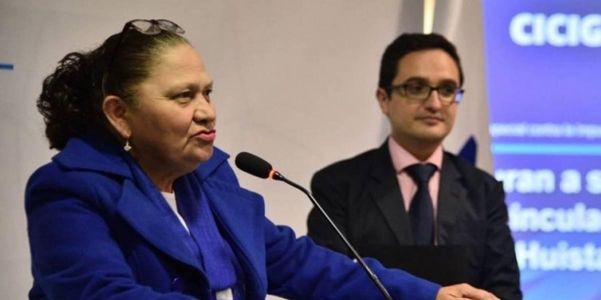 Senador estadounidense insta a la fiscal Consuelo Porras a continuar la lucha contra la corrupción