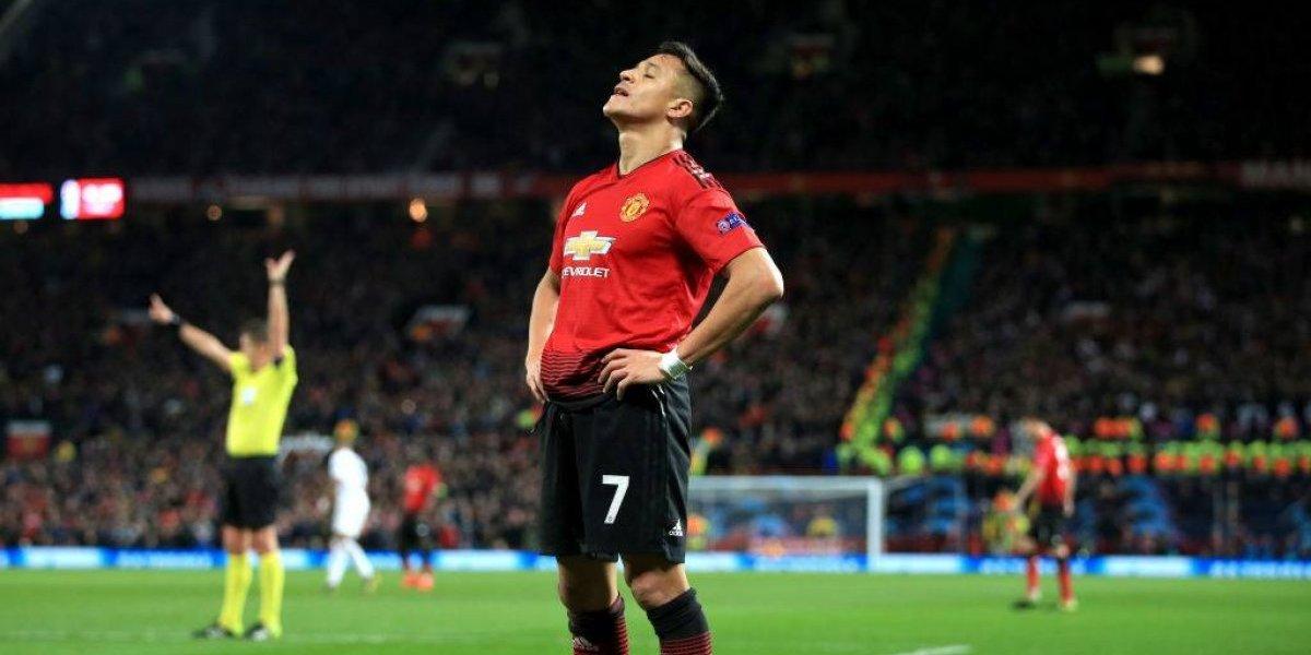 """Alexis promete su repunte en el United: """"Creo que la gente espera más de mí en este momento, pero llegará"""""""